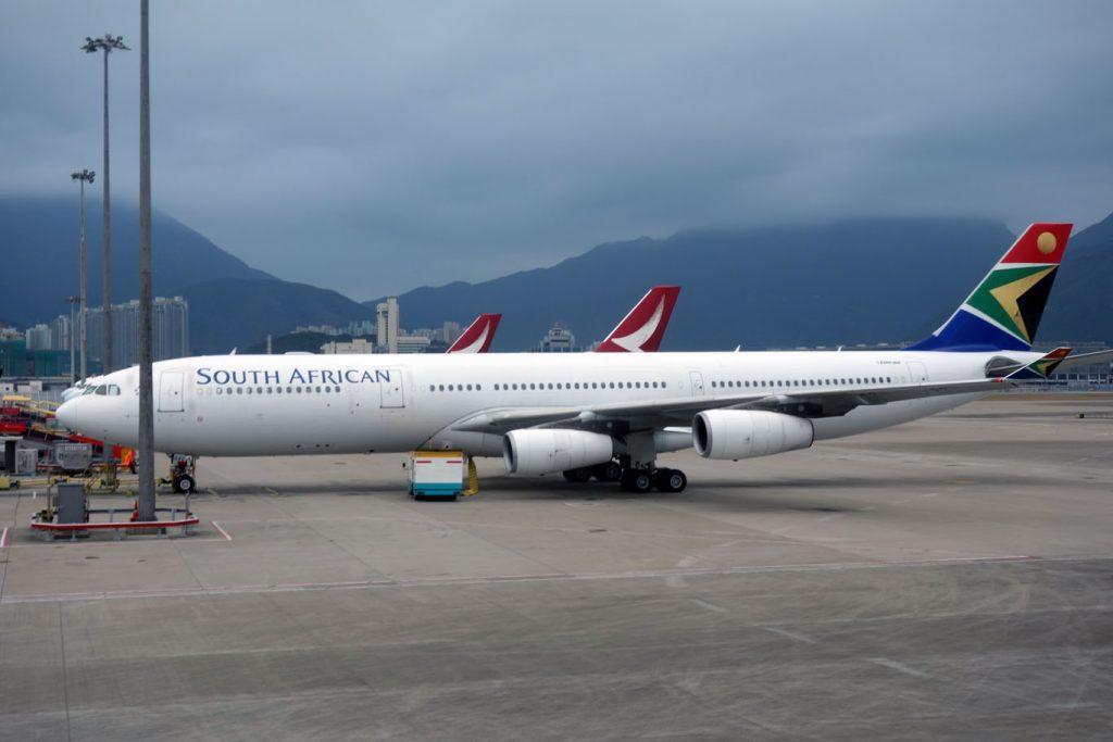 Мощная скидка на премиальные билеты South African Airways Voyager