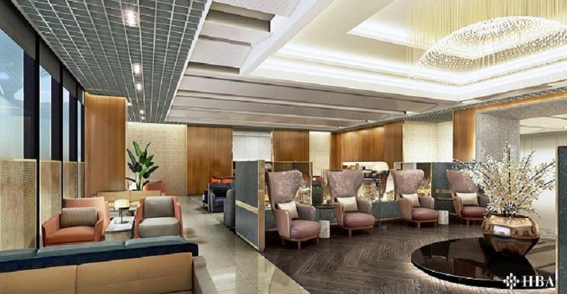 Singapore Airlines начинает ремонт своих лаунжей в Сингапуре