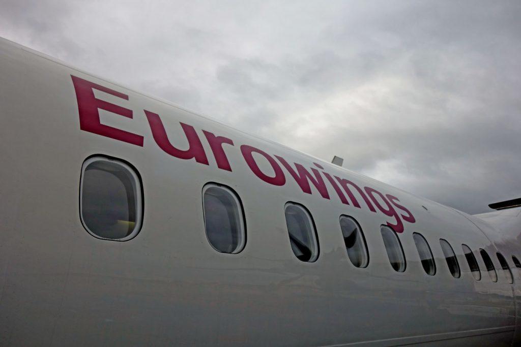 Скидочные премиальные билеты Eurowings: отличный новый способ траты миль Miles&More
