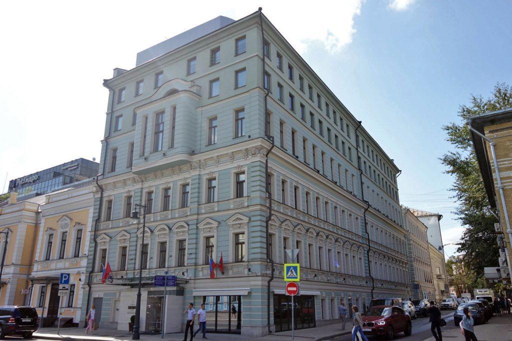 Обзор: Chekhoff, Curio Collection by Hilton, Москва