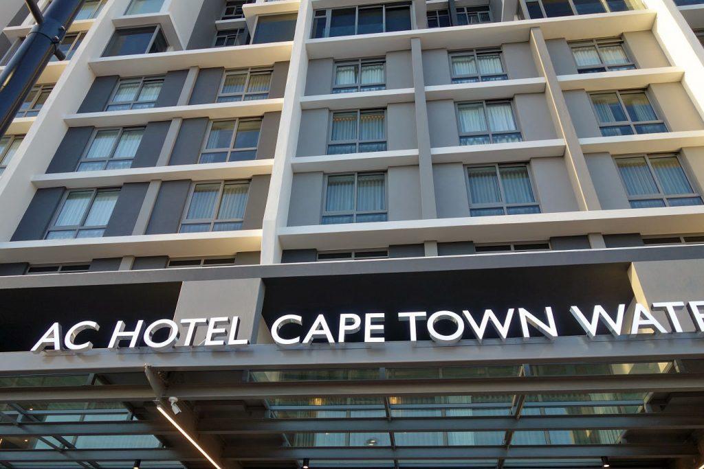 Обзор: AC Cape Town Waterfront, Кейптаун
