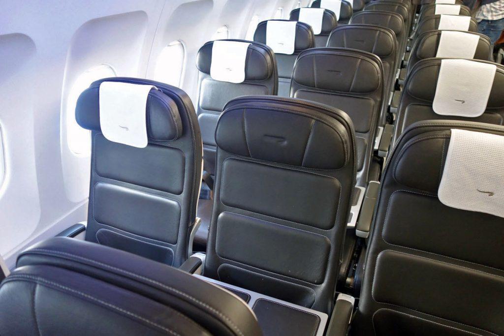 Обзор: British Airways, бизнес-класс, Лондон — Малага