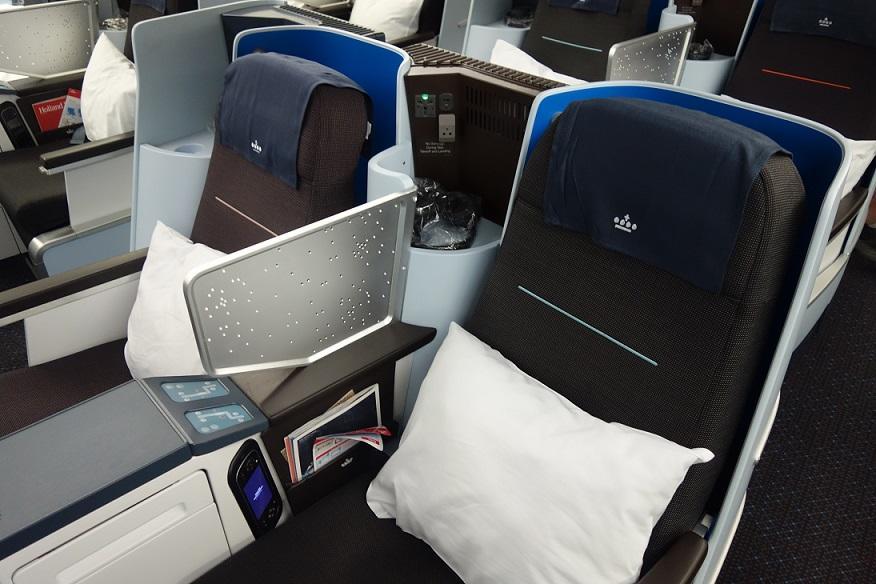 Фантастические цены в бизнес-классе SkyTeam из Будапешта в США