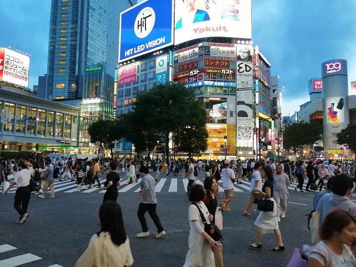 Впечатления от Токио