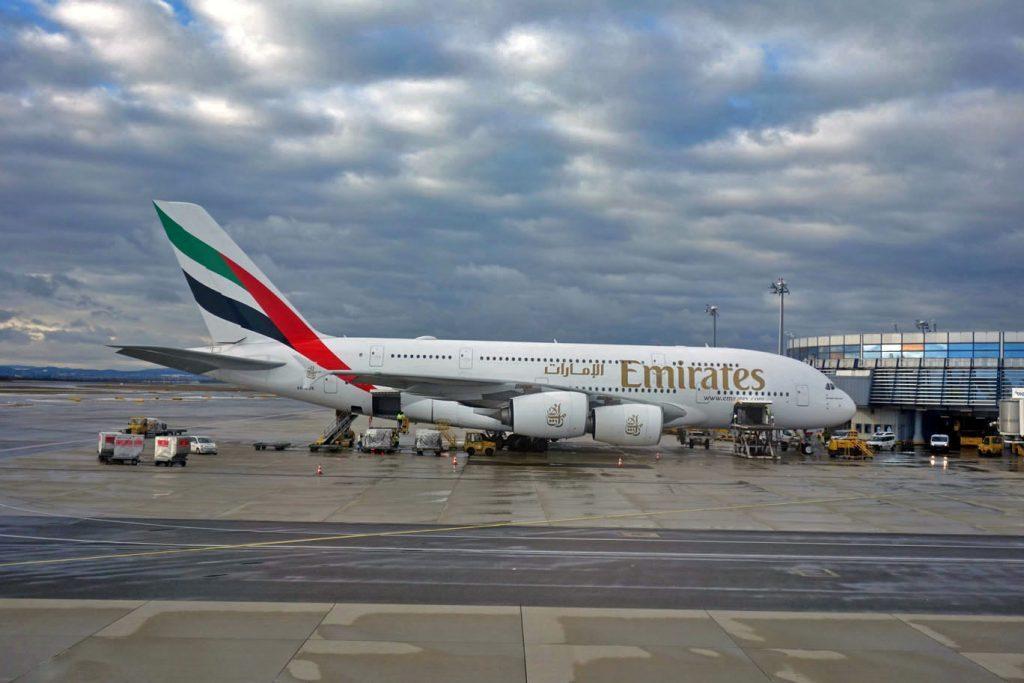 Промоакция Emirates Skywards