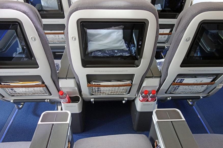 Премиум-эконом Lufthansa в 5 фотографиях