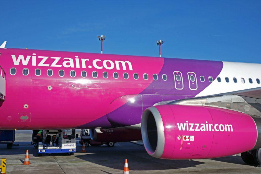 Изменение скидки в Wizz Discount Club