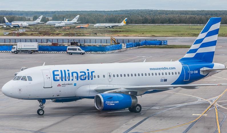 Сотрудничество аэропорта Внуково и авиакомпании Ellinair