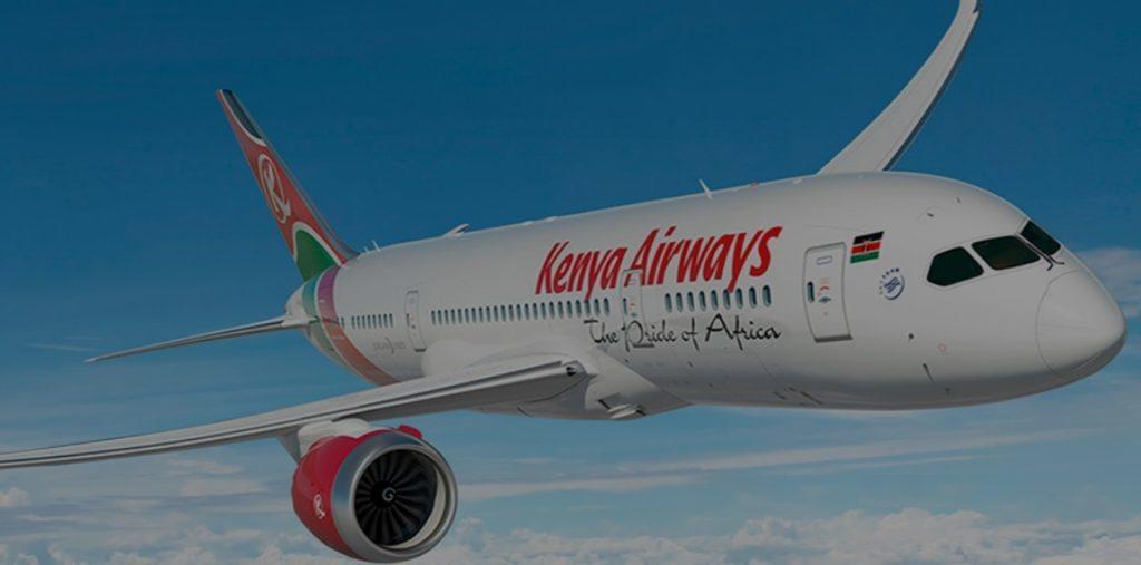 Респект: Kenya Airways бесплатно вывозит застрявших пассажиров