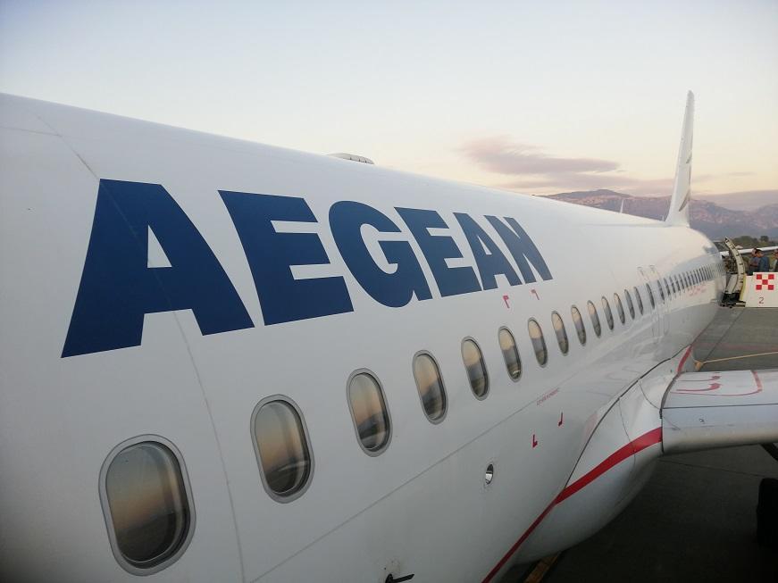 Обзор: эконом-класс Aegean и Olympic Air