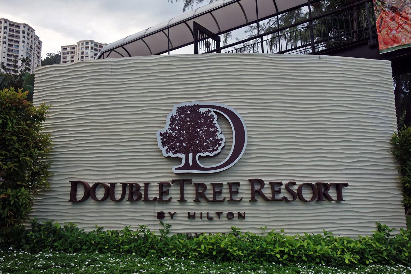 Обзор: DoubleTree Resort by Hilton, Пенанг