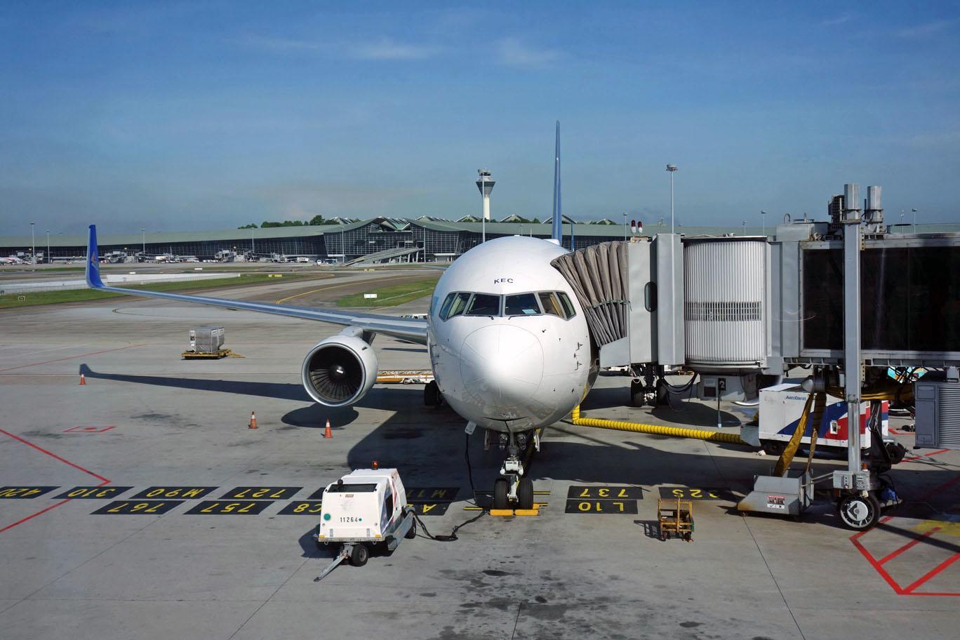 Обзор:  Air Astana, бизнес-класс (767), Куала-Лумпур — Алматы