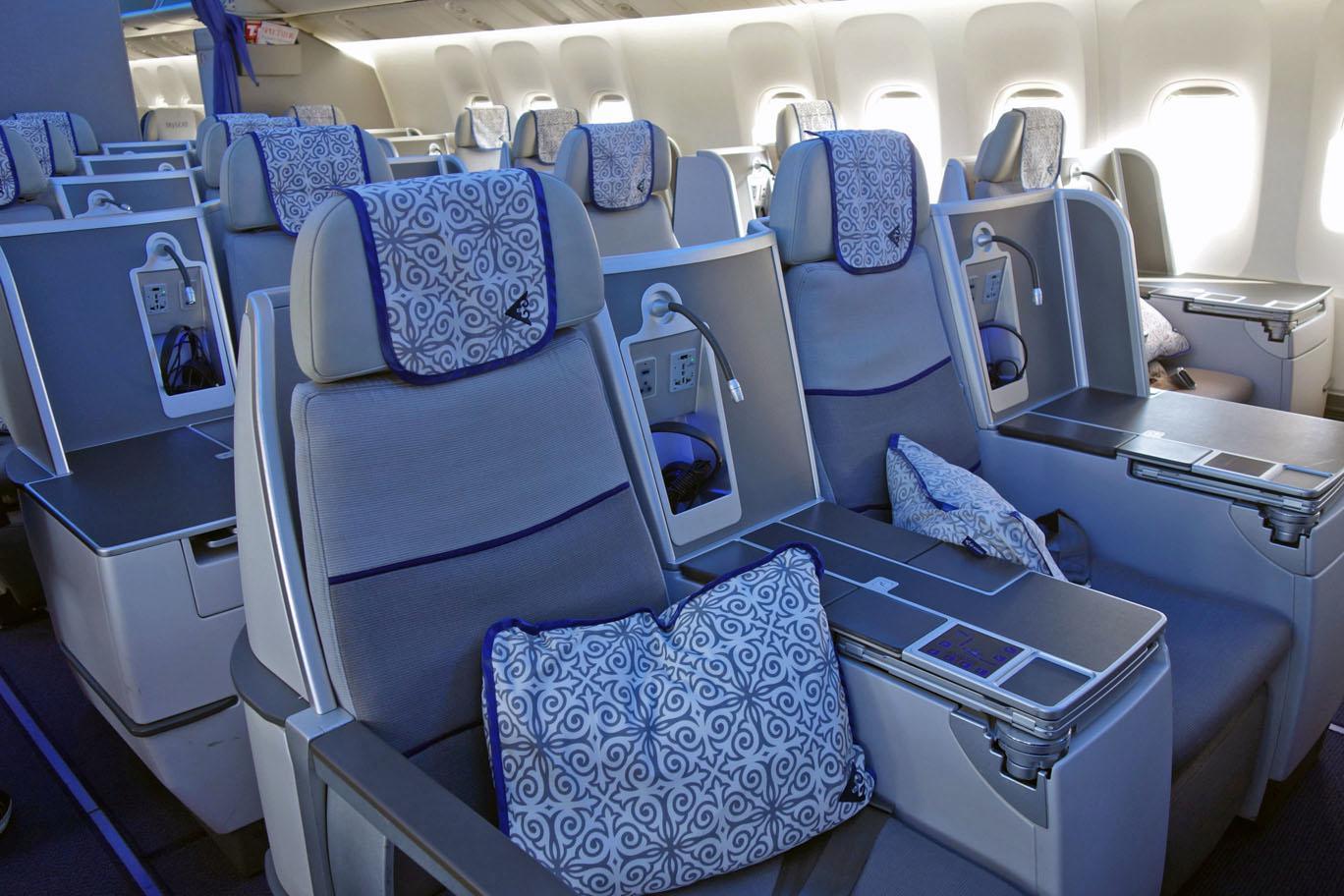Распродажа премиальных билетов Air Astana Nomad Club