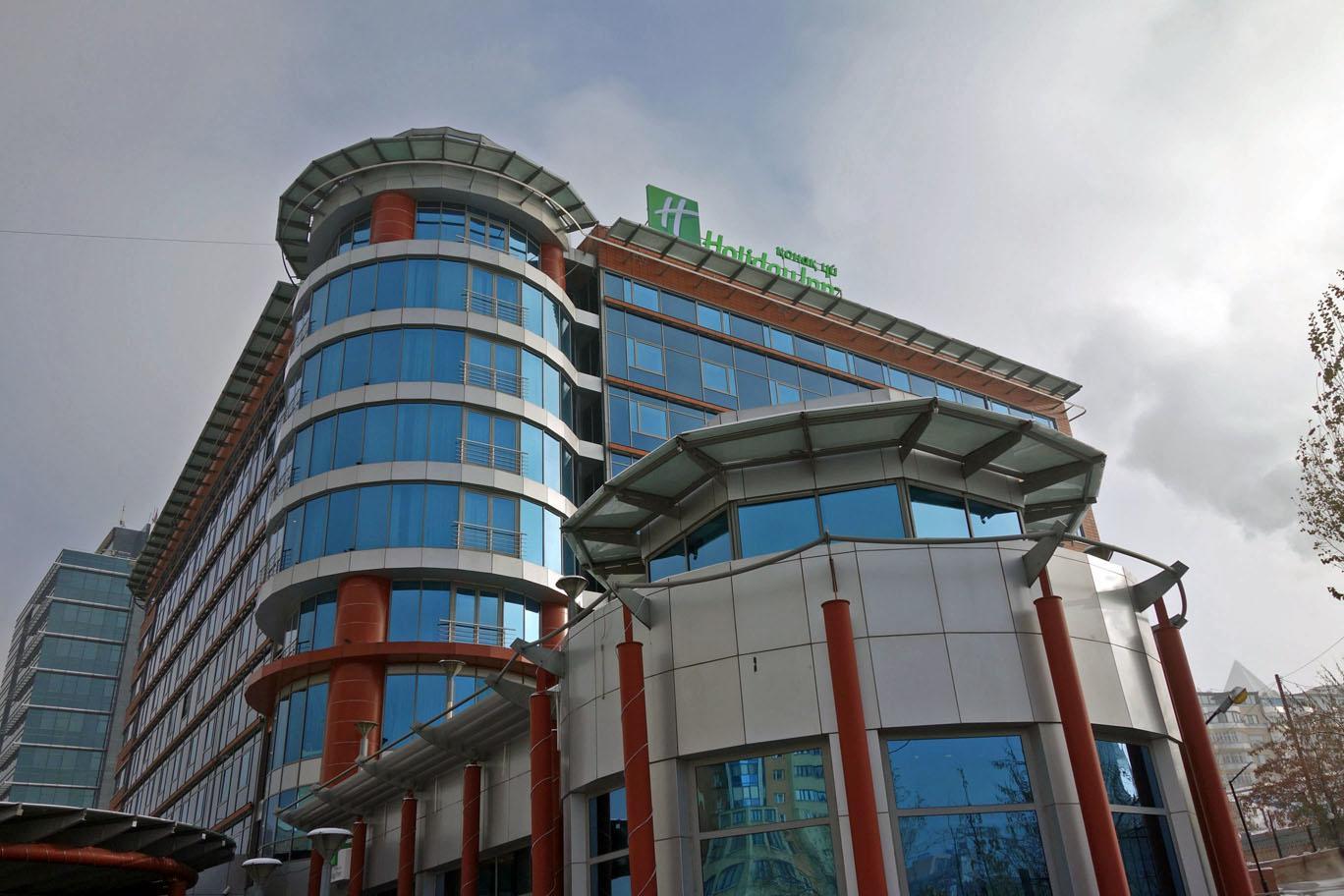 Обзор: Holiday Inn, Алматы