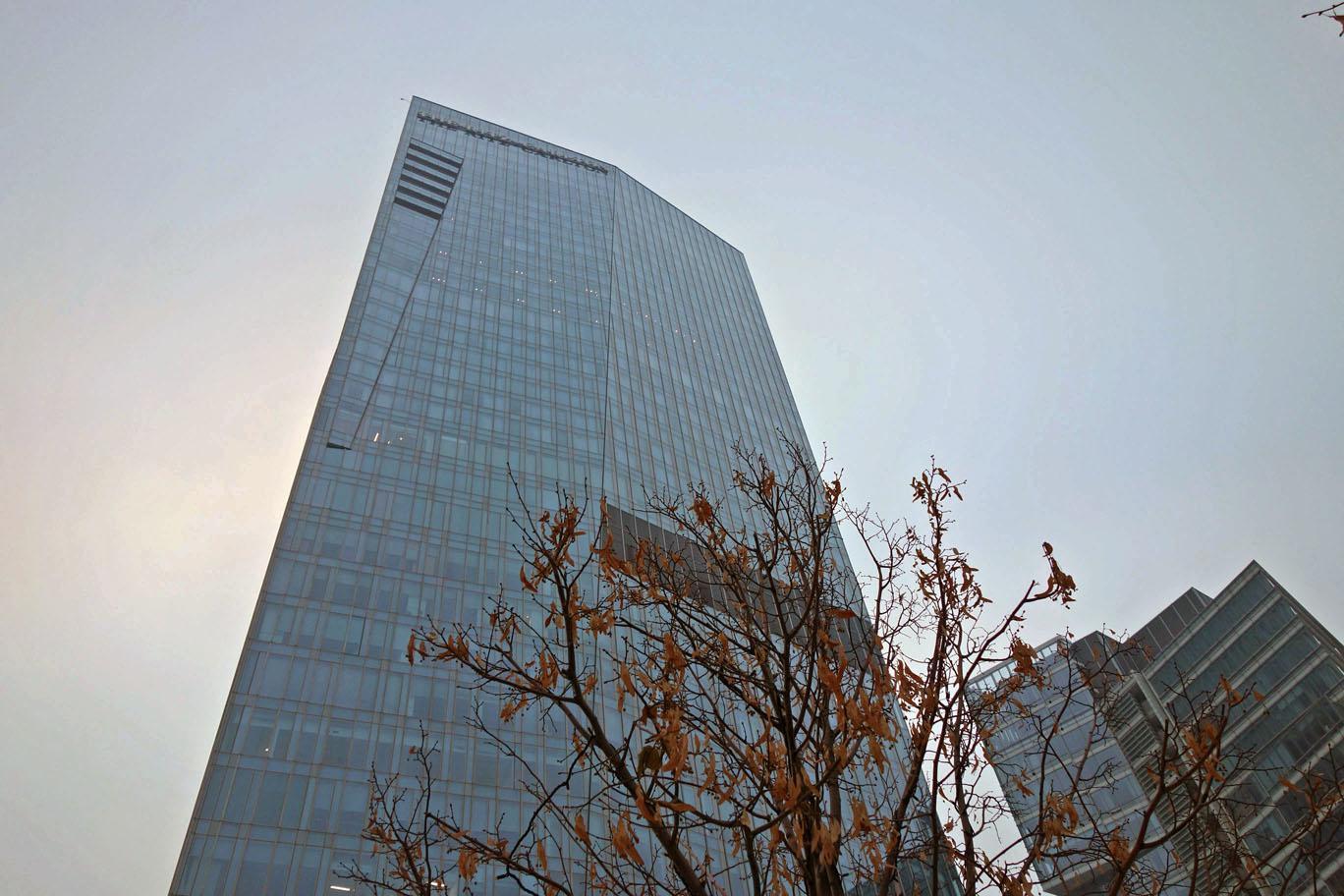 Обзор: Ritz-Carlton, Алматы