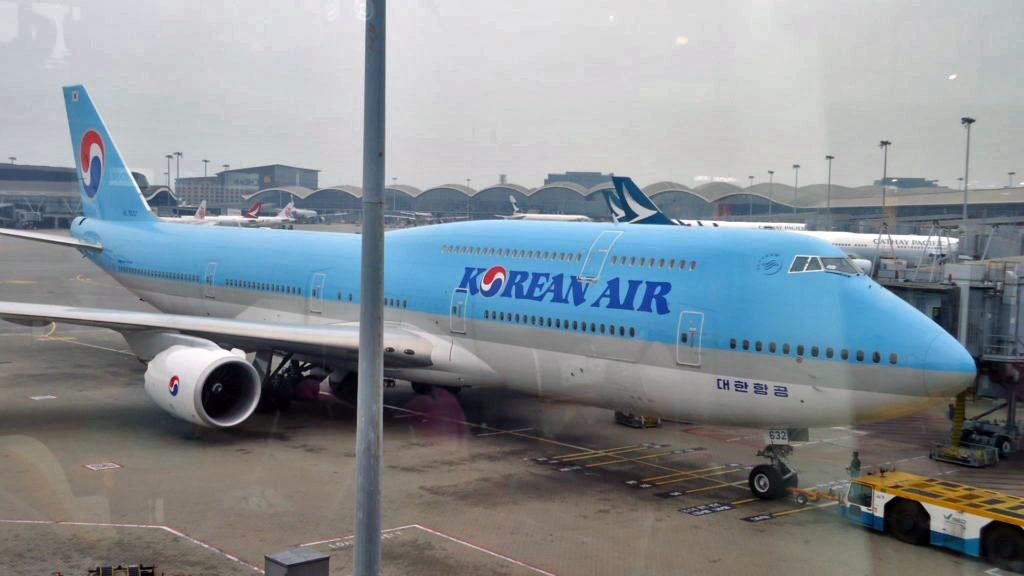 Большие изменения в программе Korean Air Skypass