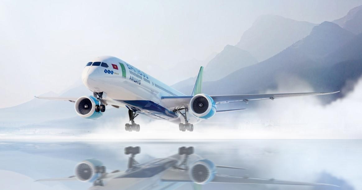 Bamboo Airways получила Boeing 787 с кабиной первого класса