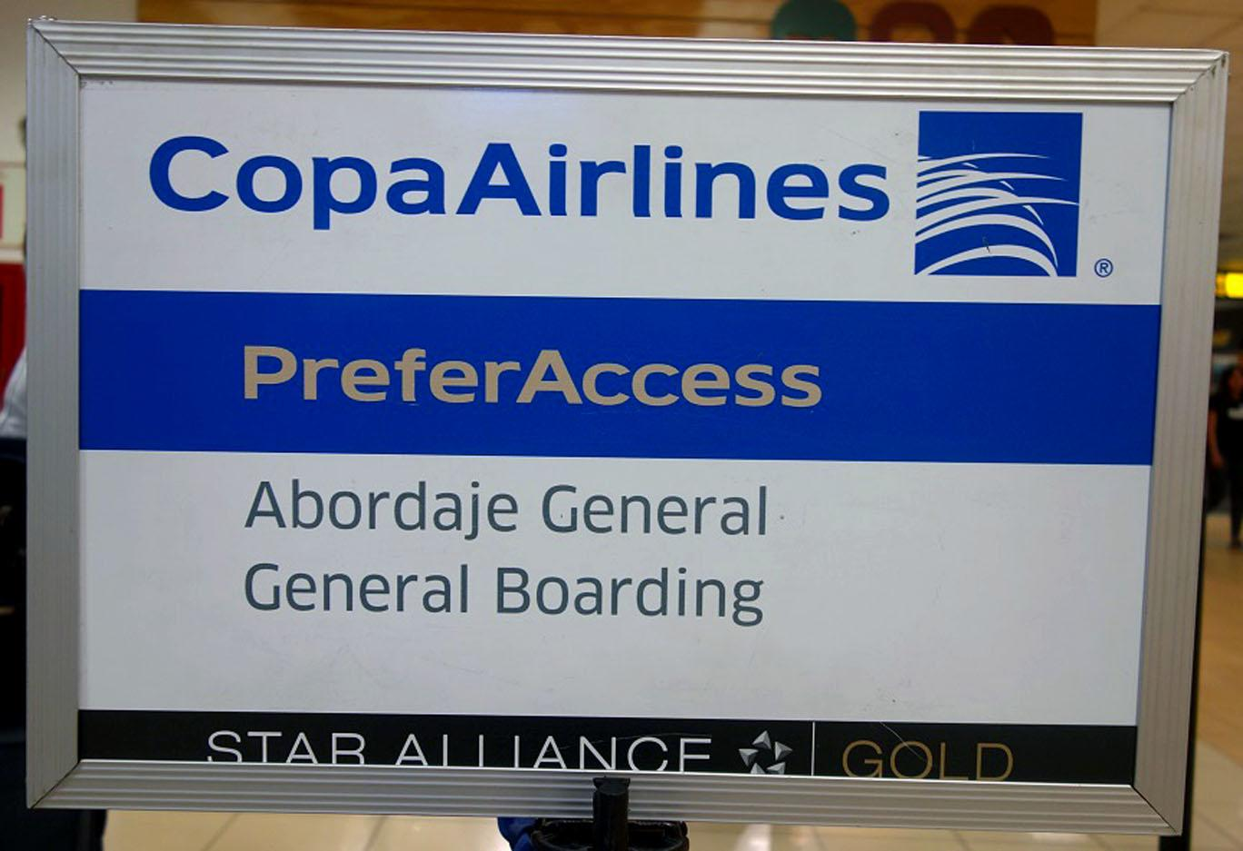 Обзор: Copa Airlines, бизнес-класс (737), Лима — Панама