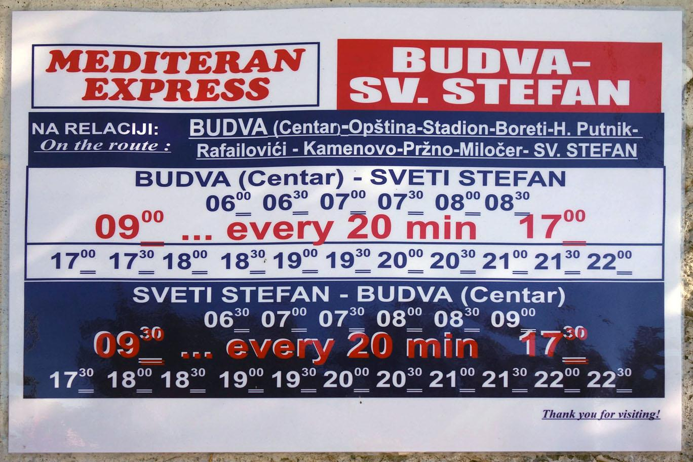 Обзор: Falkensteiner Montenegro, Будва