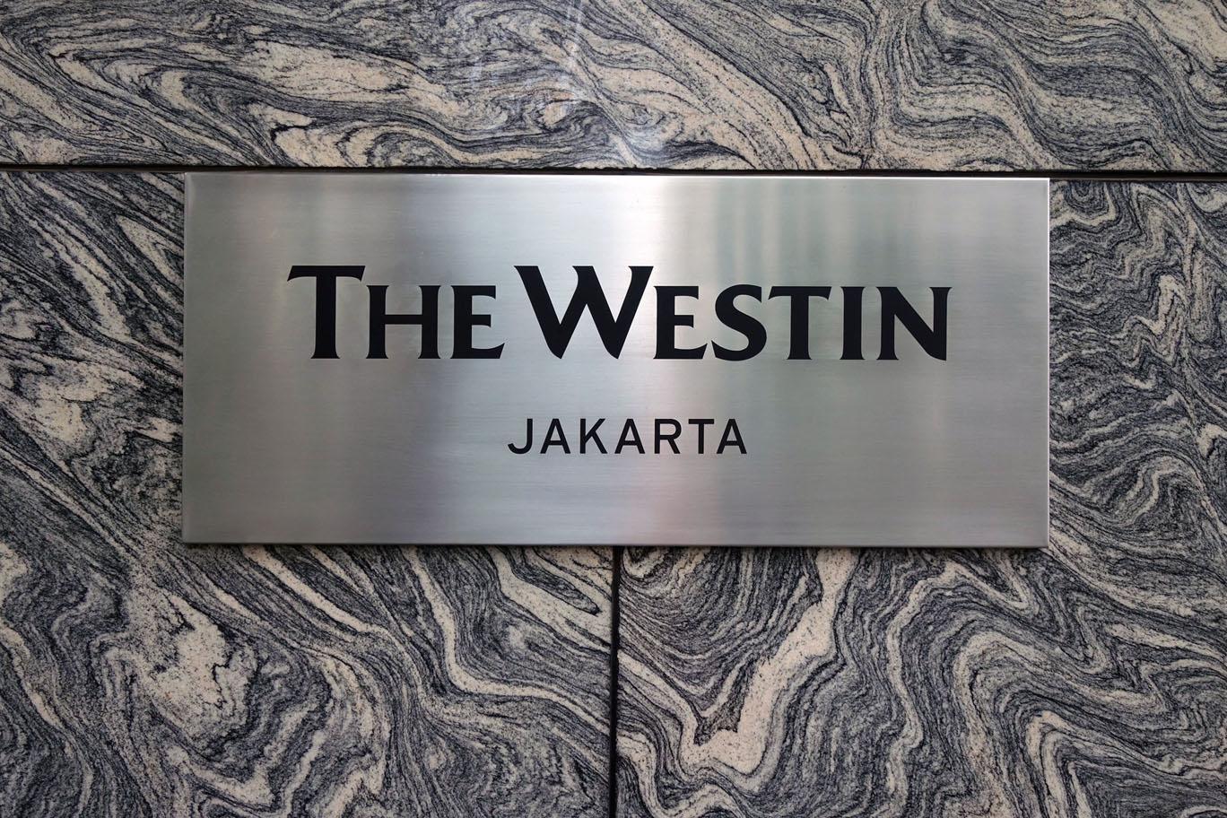 Обзор: Westin, Джакарта