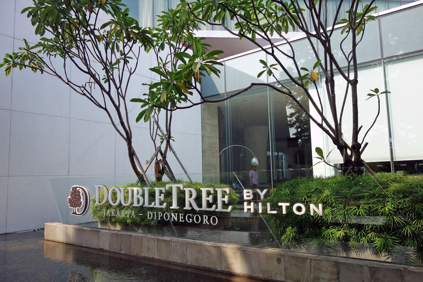 Обзор: DoubleTree by Hilton Diponegoro, Джакарта