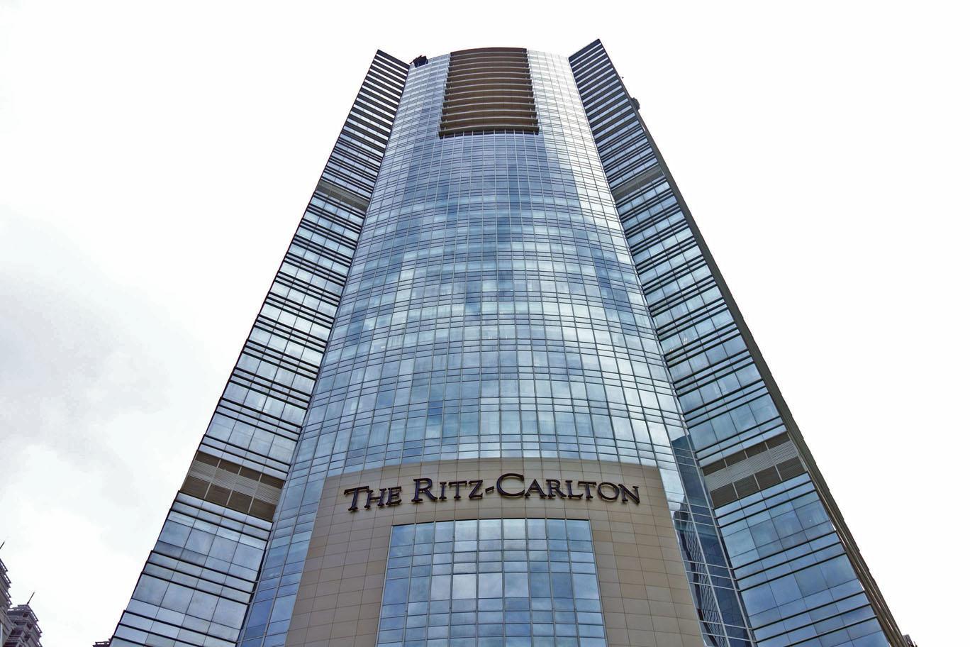Обзор: Ritz-Carlton Pacific Place, Джакарта