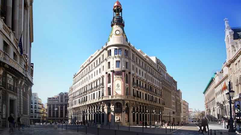В мае в Мадриде открывается Four Seasons