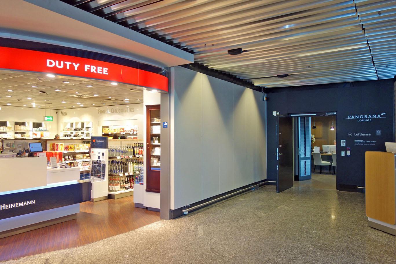 Обзор: Panorama Lounge, Франкфурт