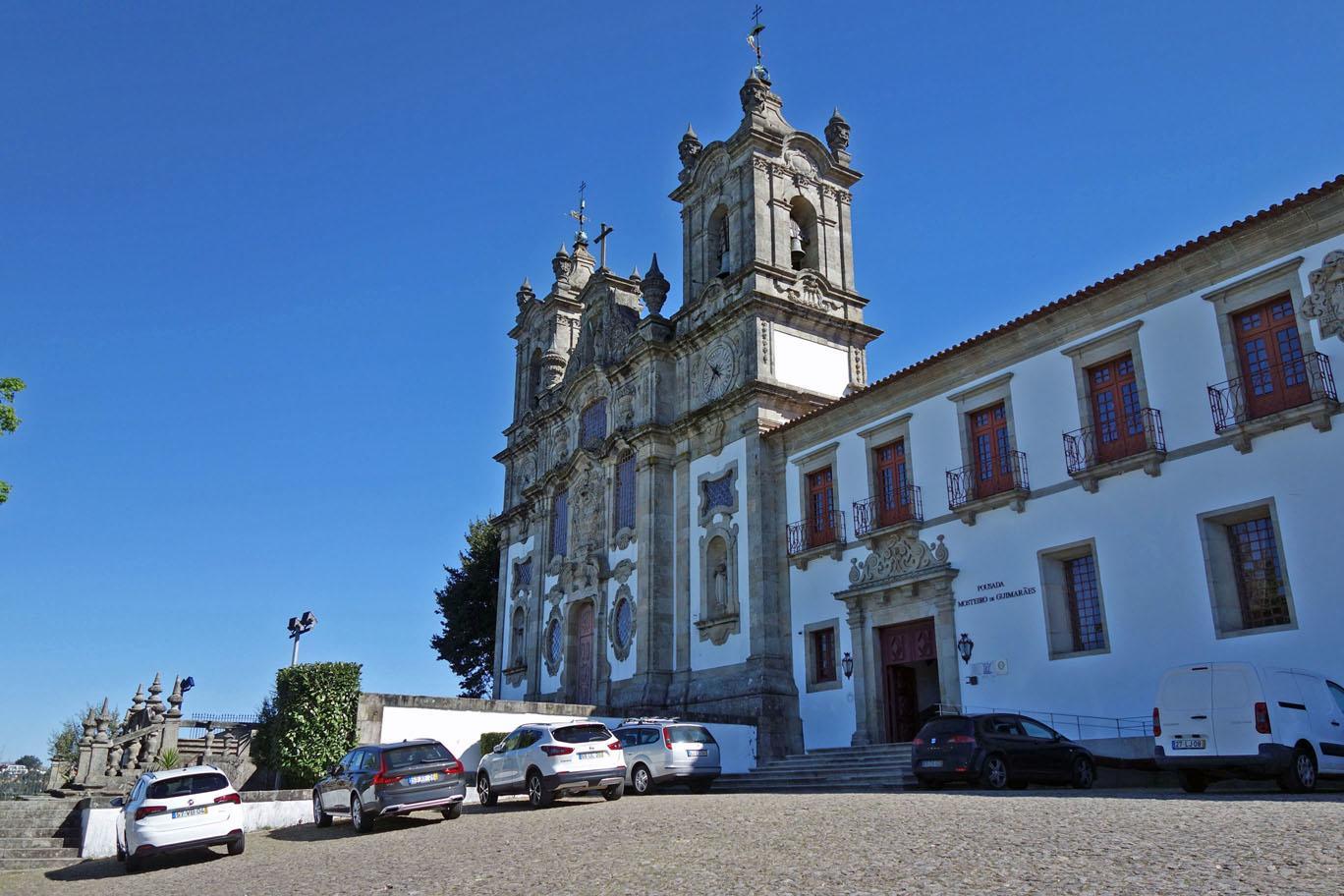 Обзор: Pousada Mosteiro de Guimaraes, Гимараэш