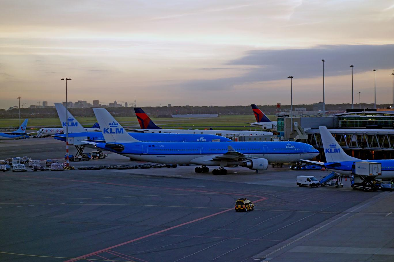 У KLM появится премиум-эконом