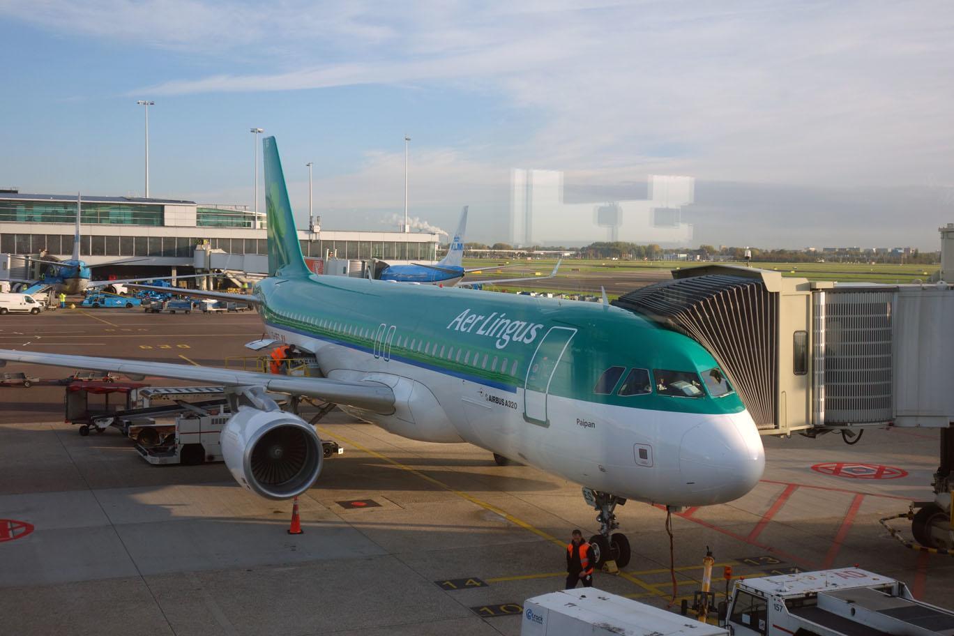 Бонусные мили Alaska Mileage Plan за полёты с Aer Lingus