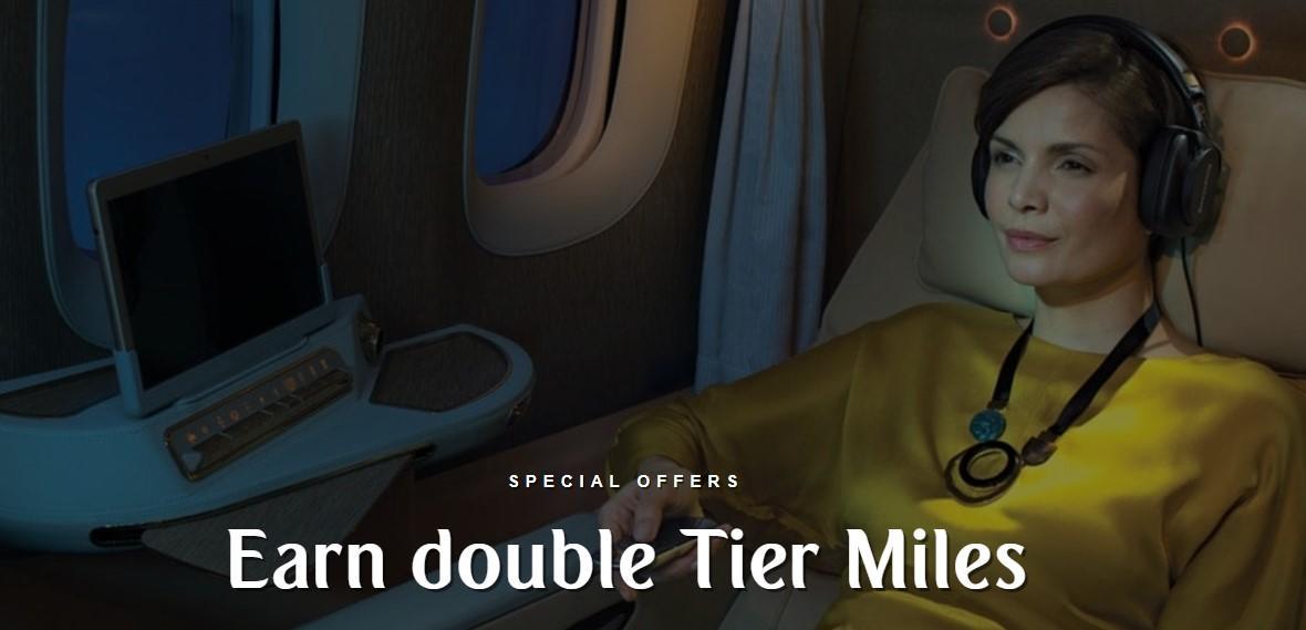 В два раза больше статусных миль при полетах с Emirates и flydubai
