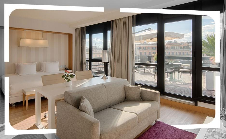Скидка 50€ на отели NH Hotels