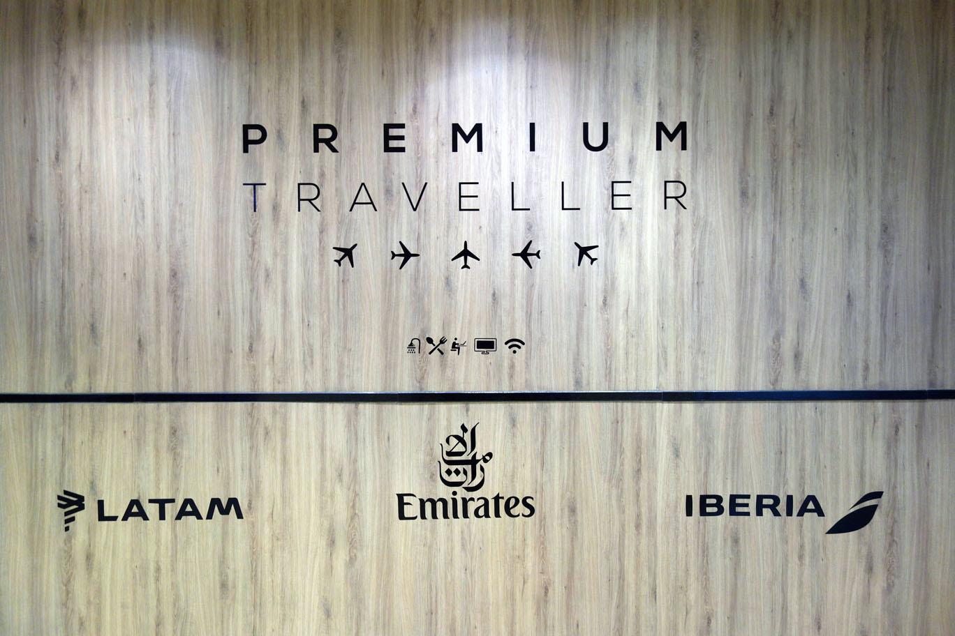 Обзор: Premium Traveller Lounge, Мехико