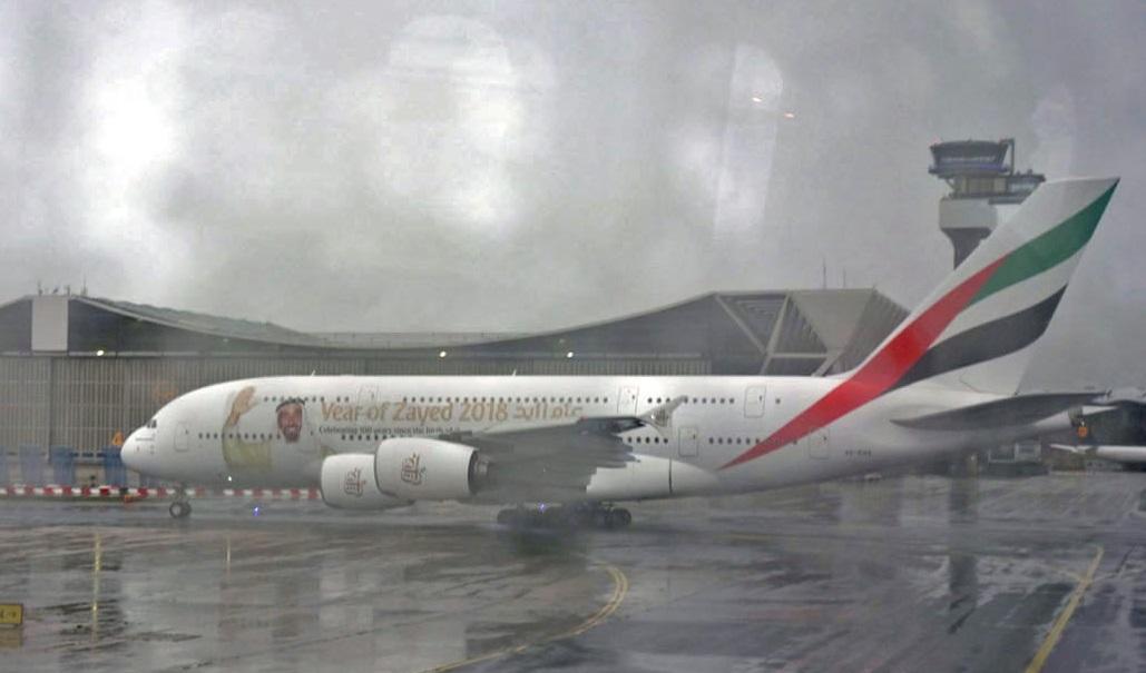 С ума сойти: Emirates прекратила все полёты