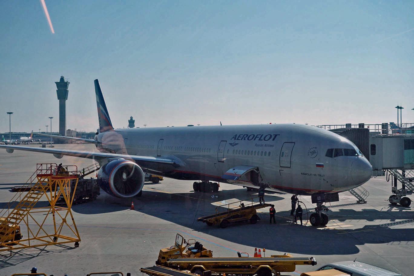 Россия прекращает международное авиасообщение, включая «вывоз» россиян из-за рубежа