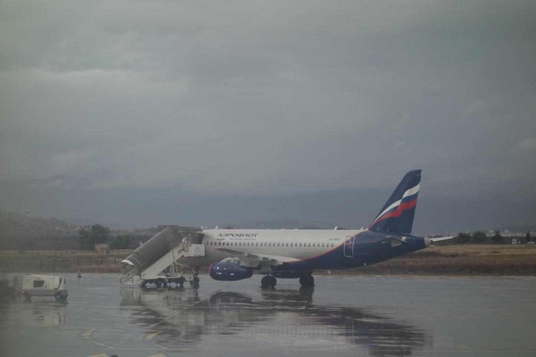 Изменения европейской программы полётов Аэрофлота