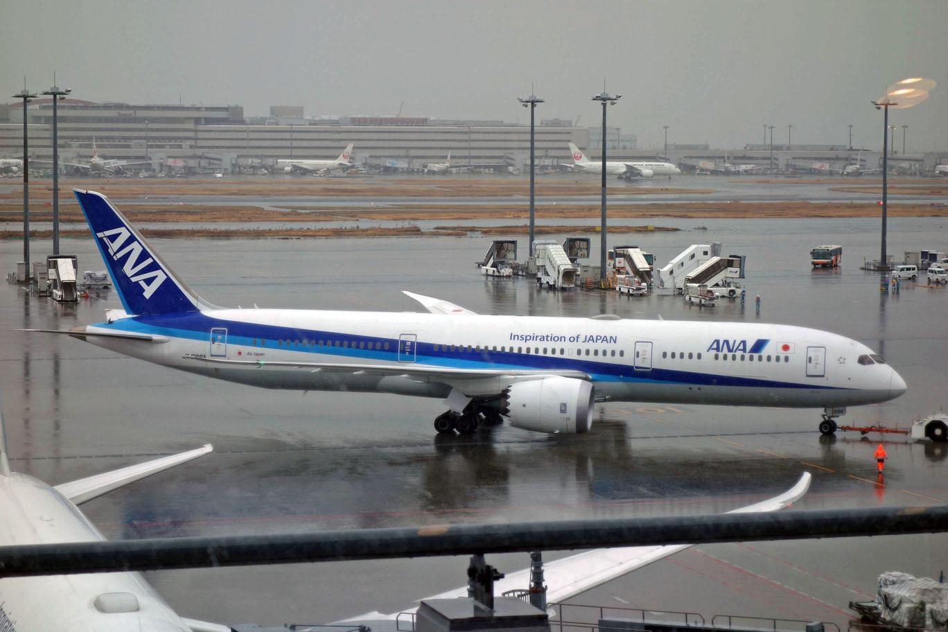 ANA откроет новые лаунжи в Токио (HND)