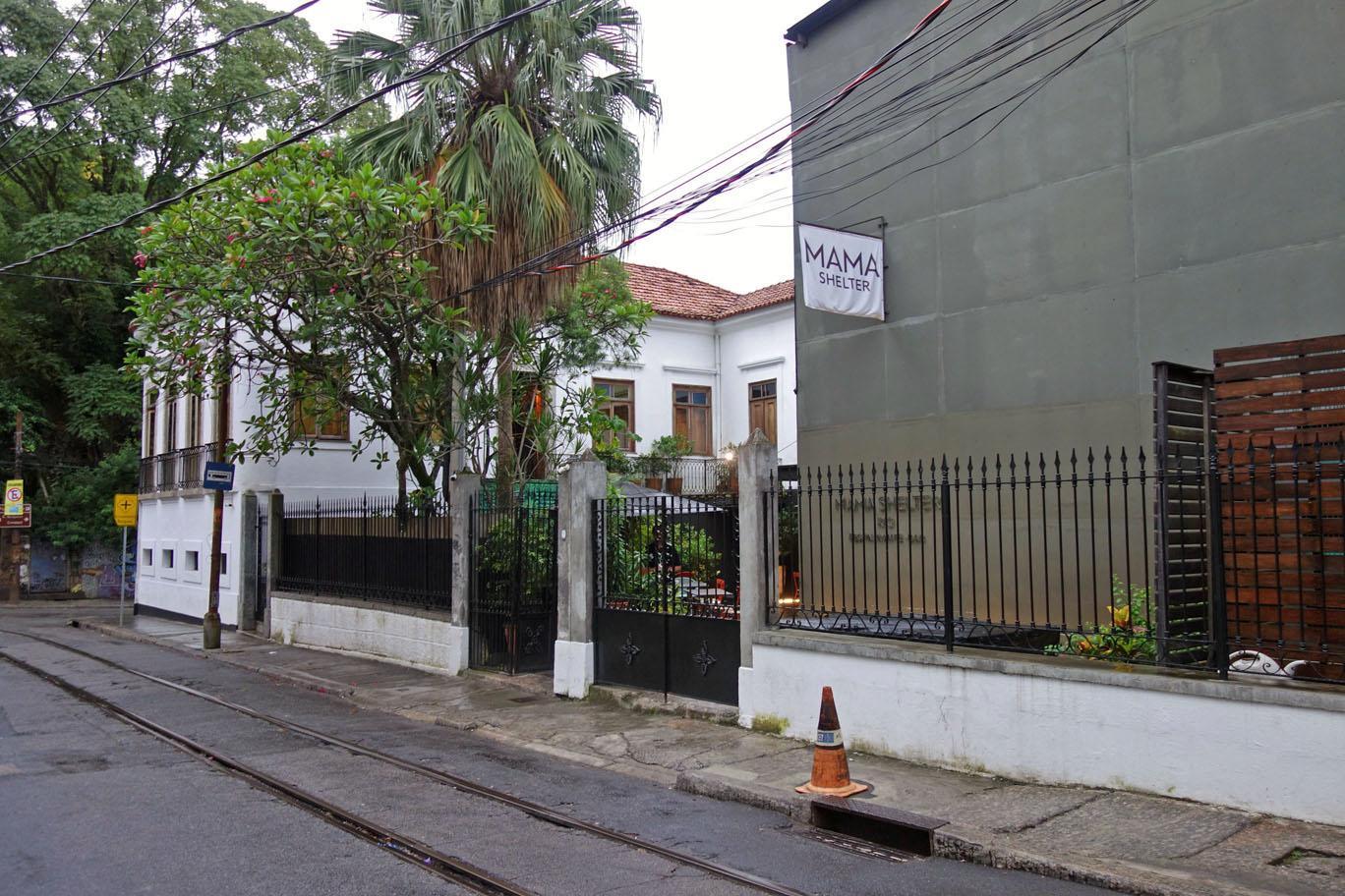 Обзор: Mama Shelter, Рио-де-Жанейро