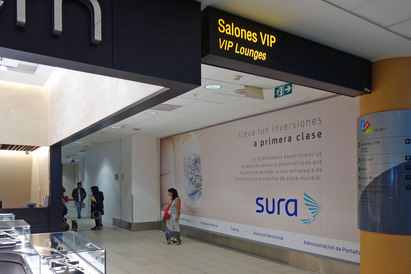 Обзор: Sumaq Lounge, Лима