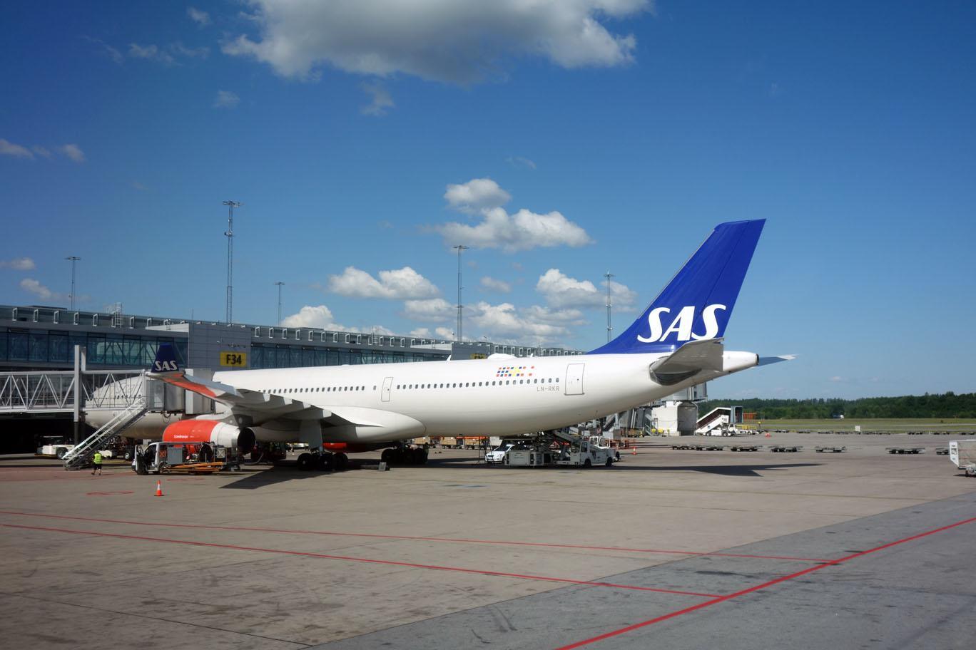 Настораживающе: временные ухудшения программы SAS EuroBonus