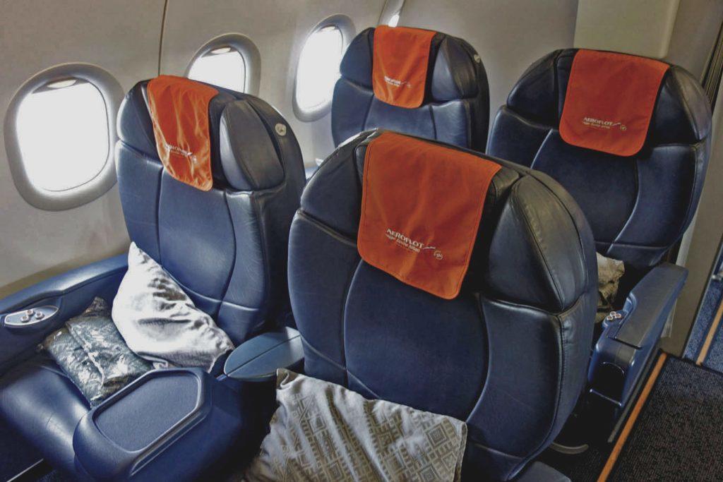 Аэрофлот снизил топливный сбор на внутренних рейсах