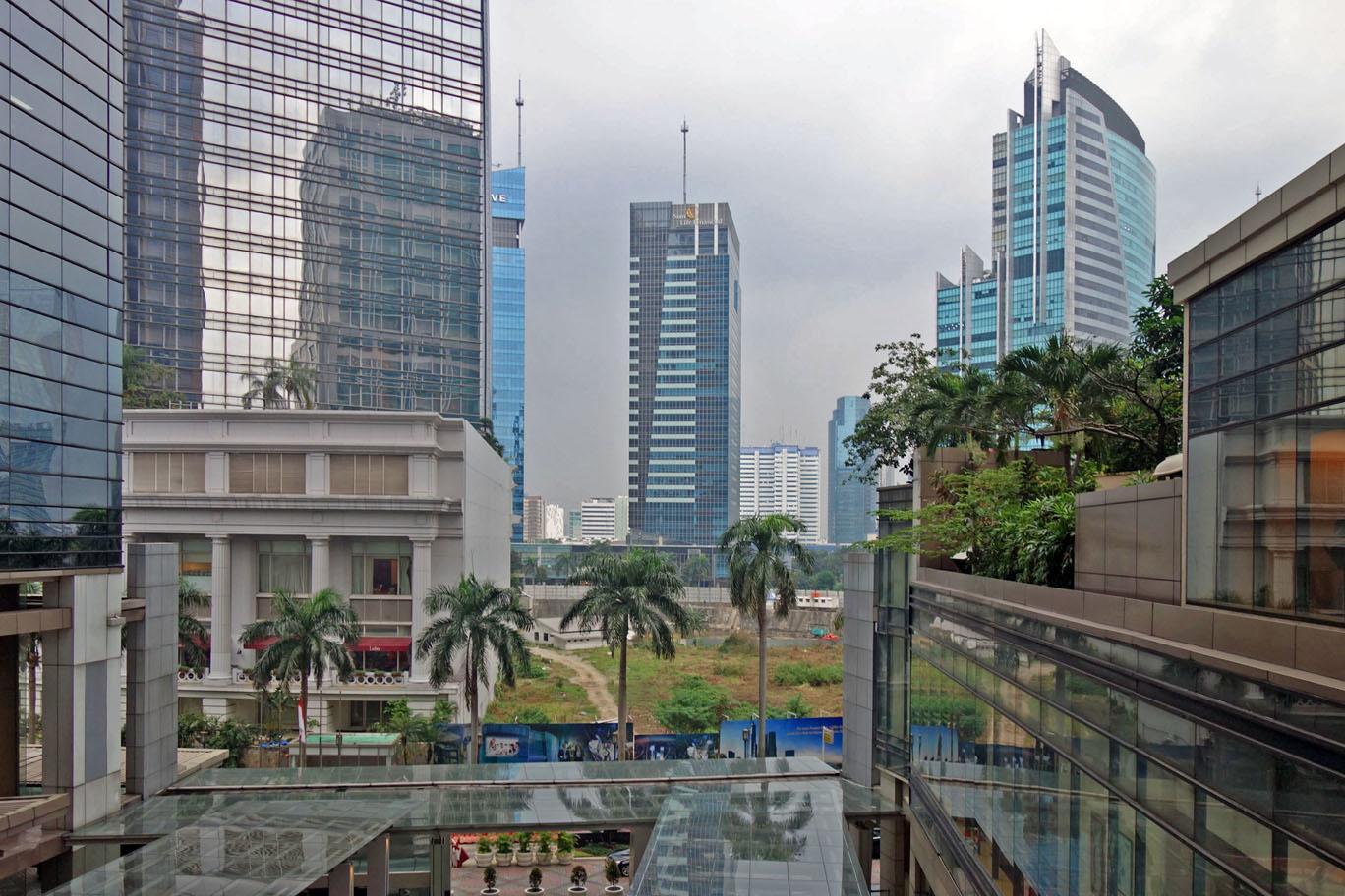 Обзор: JW Marriott, Джакарта