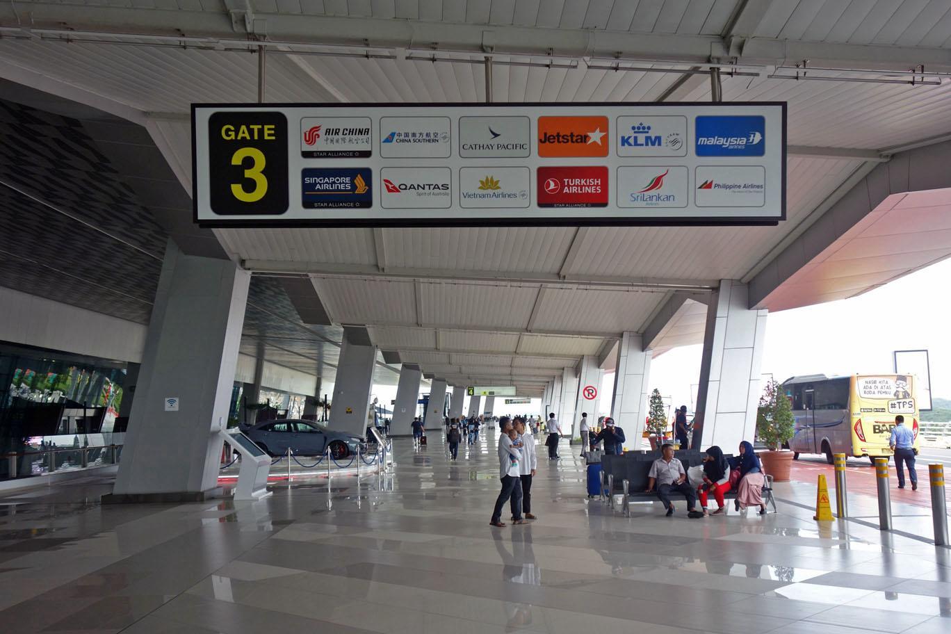 Обзор: Garuda Indonesia Lounge, Джакарта