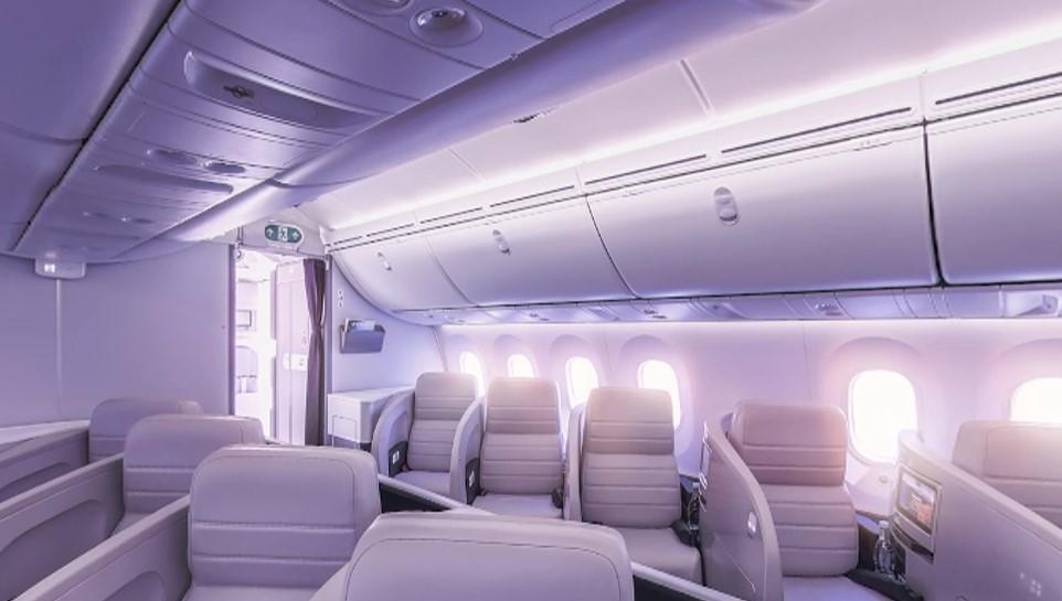 Невероятно: загрузка рейсов Air New Zealand – в среднем по 2 пассажира