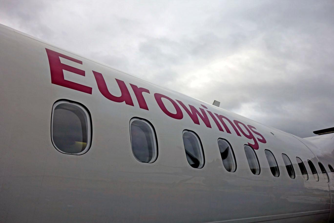 Абсурдный рейс Eurowings из Дюссельдорфа в… Дюссельдорф