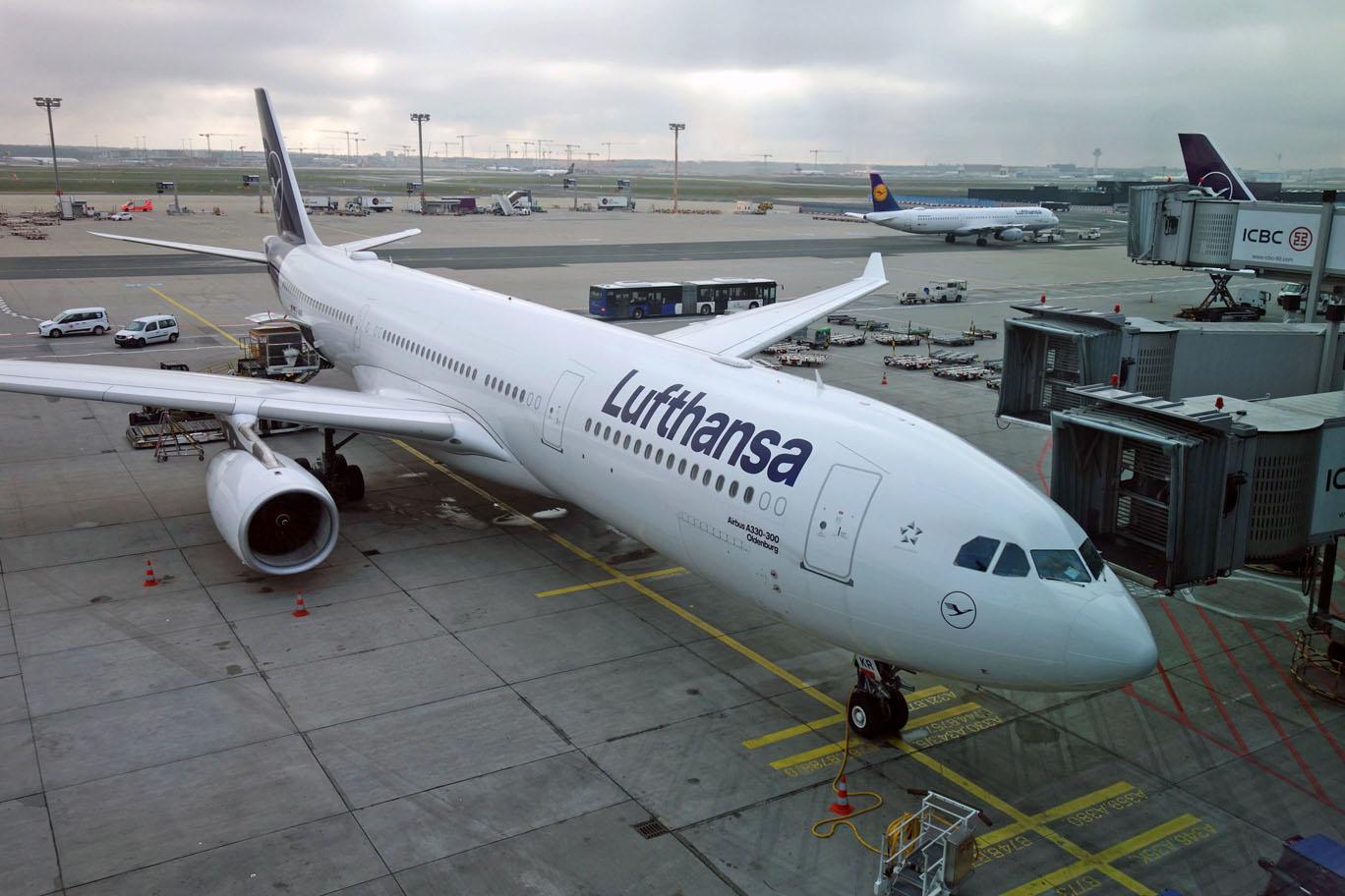 Lufthansa договорилась с Германией о помощи