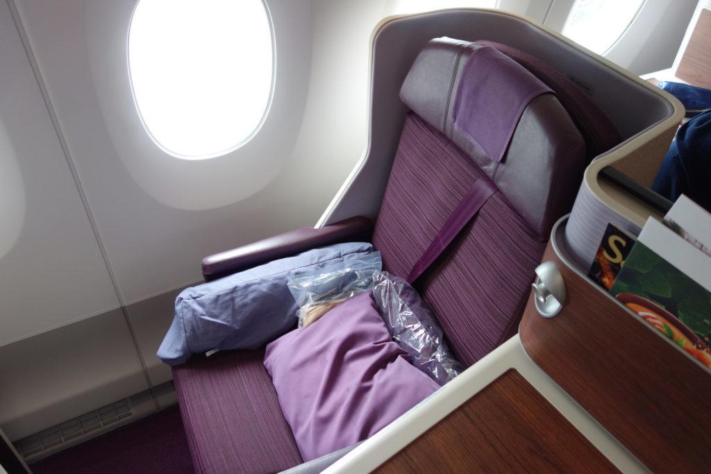 Thai Airways займется реструктуризацией через процедуру банкротства