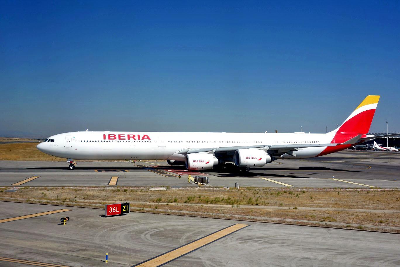 Маски теперь обязательны на рейсах Iberia