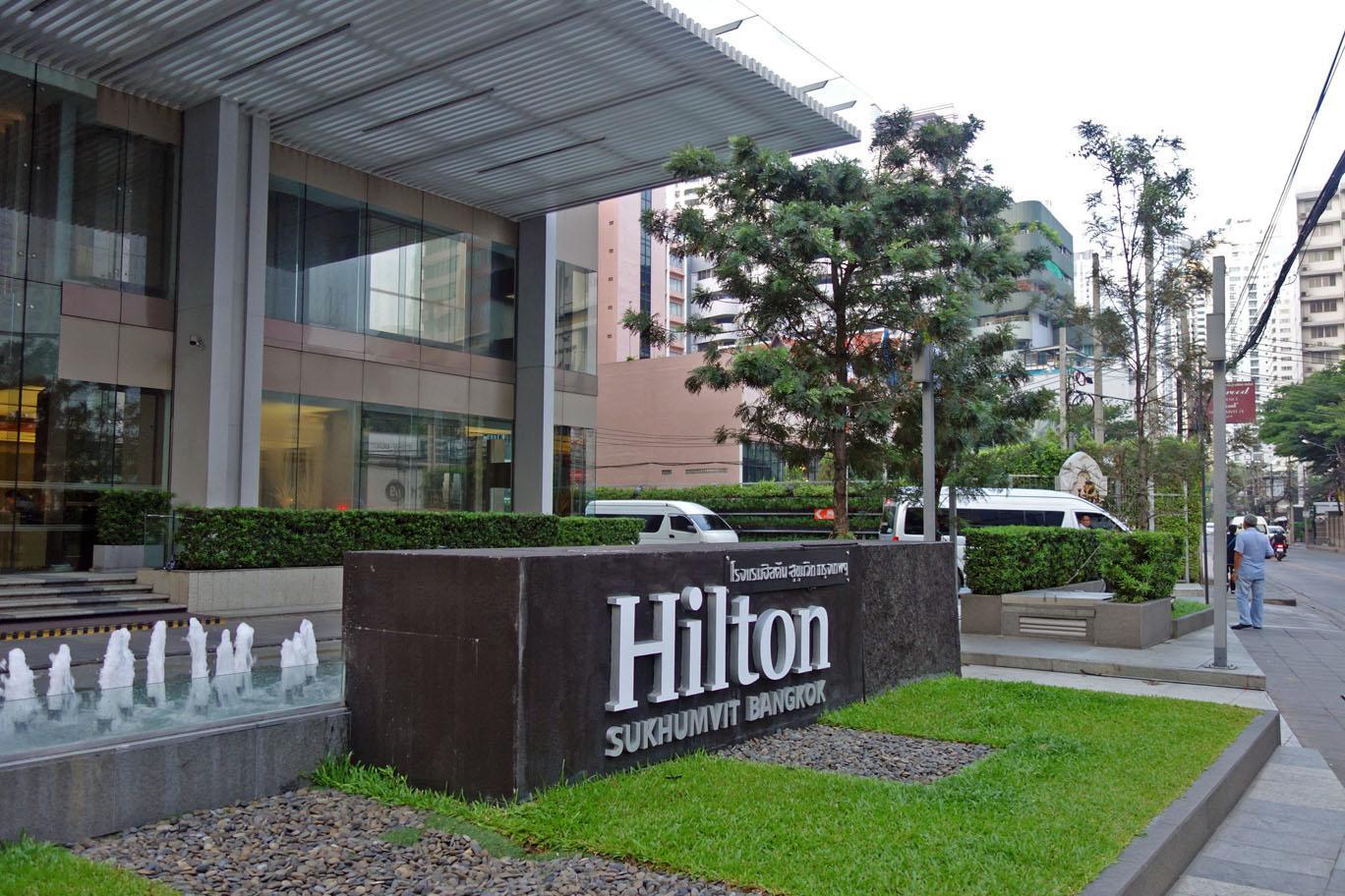 Обзор: Hilton Sukhumvit, Бангкок